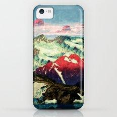 Winter in Keiisino Slim Case iPhone 5c