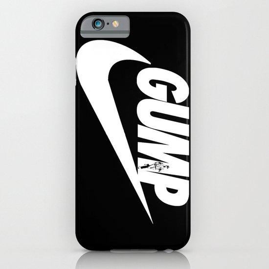 Gump- JustDoIt iPhone & iPod Case