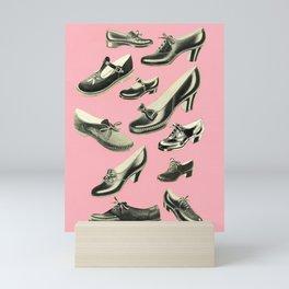 Shoe Fetish Mini Art Print