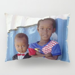 Overdressed In Zanzibar Pillow Sham