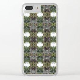 Little Kookaburra Clear iPhone Case