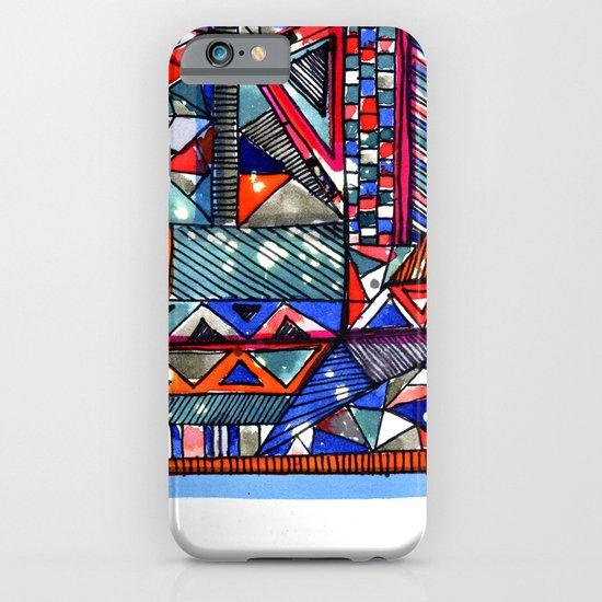 Tribal Texture iPhone & iPod Case