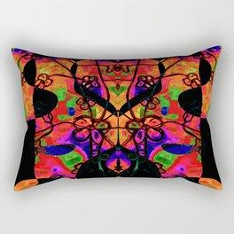 Dark and Mysterious Rectangular Pillow