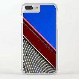 Architecture - II Clear iPhone Case