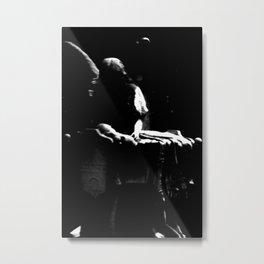 Fallen Angel II Metal Print