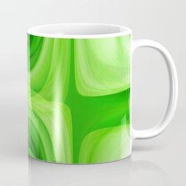 retro Pattern green Coffee Mug