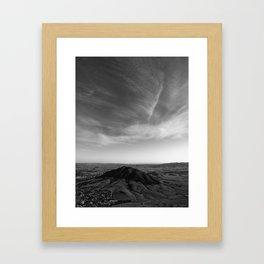 Islay Hill 2 Framed Art Print