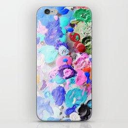 Palette Craze iPhone Skin