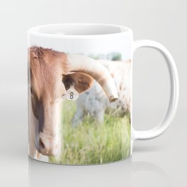 Longhorn 1 Coffee Mug