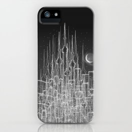 T_Dot iPhone Case