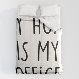 HOME OFFICE Comforters