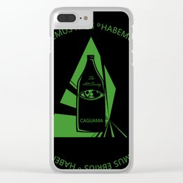 The all seeing caguama Clear iPhone Case