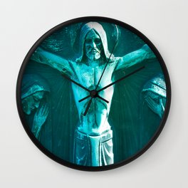 Jesus dans Mont-Royal Wall Clock