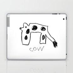 My Cow Drawing Laptop & iPad Skin