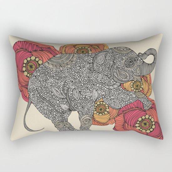 Rosebud Rectangular Pillow