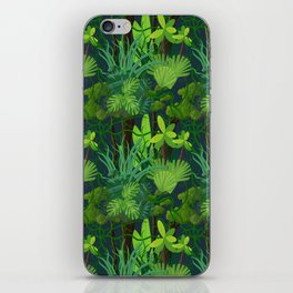 Endless Jungle iPhone Skin