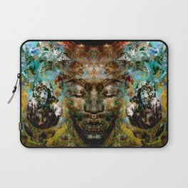 Brother MEDITATION - tuned visibility Laptop Sleeve