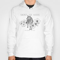 cargline Hoodies featuring smokes for harris by cargline