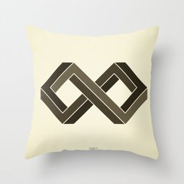 Infinite Possibilities Throw Pillow