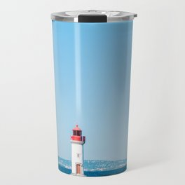 Le Phare/The Lighthouse Travel Mug