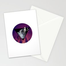 Witchy Wolf Stationery Cards