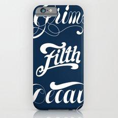 Grimey Type. iPhone 6s Slim Case