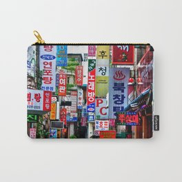 Back Alley Carry-All Pouch