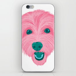 havanese - wht iPhone Skin