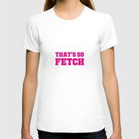 mean girls T-shirts featuring Mean Girls by Maria Giorgi