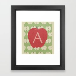 A.  Framed Art Print