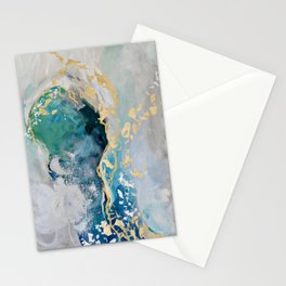 Peacock Dreams Stationery Cards