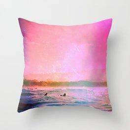 (Divina.) Throw Pillow