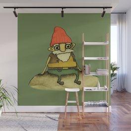 Garden Gnome Wall Mural