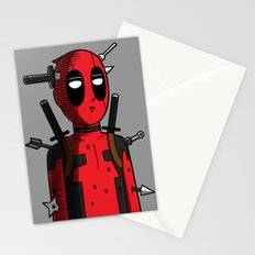 One Dead Merc Stationery Cards