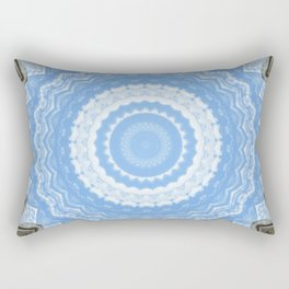 Resurrect Mandala 5 Rectangular Pillow