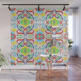 Ornamental Flourish Wall Mural