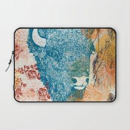 Blue Bison Laptop Sleeve