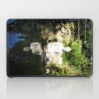 karma iPad Cases featuring KARMA by Ylenia Pizzetti