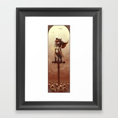 -Assassin 1503- Framed Art Print