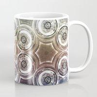 glass Mugs featuring GLASS by Zeno Photography