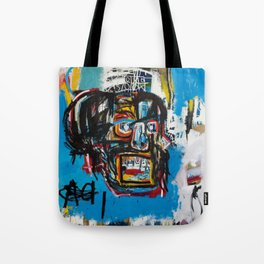 Jean-Michel Basquiat, Untitled Skull (1982) - Society6 Best Artwork  Home Decor Tote Bag