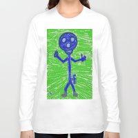 key Long Sleeve T-shirts featuring Key by Huiskat