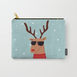 Merry Christmas Dude Carry-All Pouch