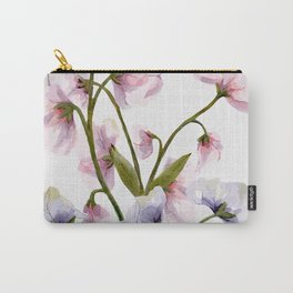 Flowers -a57 Carry-All Pouch