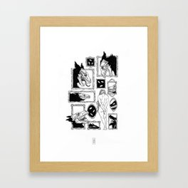 Salon des Refusés Framed Art Print