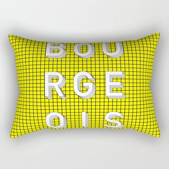 Bourgeois Rectangular Pillow