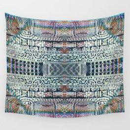 Digital Nepal Wall Tapestry