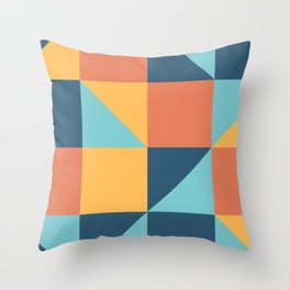 Simetric Throw Pillow