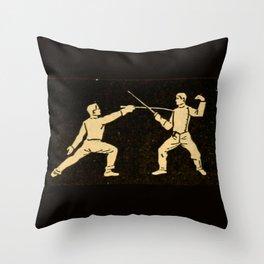 Touche Throw Pillow