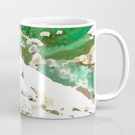 white rocks Coffee Mug
